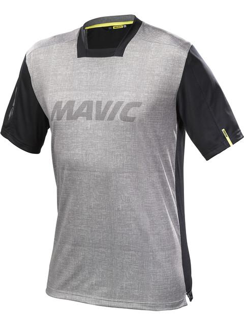 Mavic Deemax Pro - Maillot manches courtes Homme - gris/noir